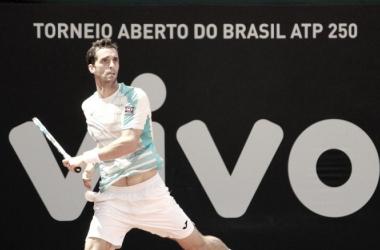 Albert Ramos-Vinolas da Espanha/ Foto: Renato Miyaji/ VAVEL Brasil