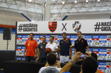 Flamengo e Vasco se enfrentam pelo NBB em Manaus