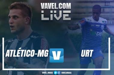 Atlético-MG x URT AO VIVO agora pelo Campeonato Mineiro (4-0)