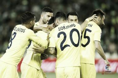 Em jogo de poucas emoções, Villarreal vence Real Bétis com gol solitário de Adrián