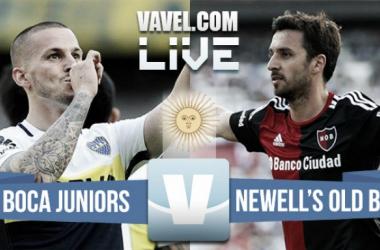 Boca Juniors vs Newell's en vivo | Foto: VAVEL