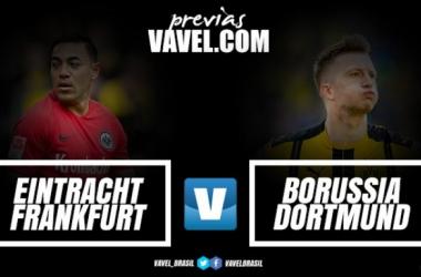 Por fim de tabus, Eintracht Frankfurt e Borussia Dortmund decidem título da DFB-Pokal