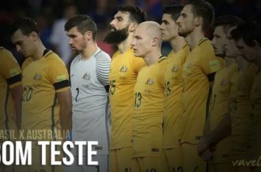 Bom teste: contra Brasil, Austrália se prepara para Copa das Confederações