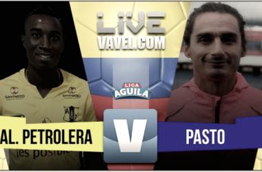 Alianza Petrolera vs Deportivo Pasto en vivo y en directo online.