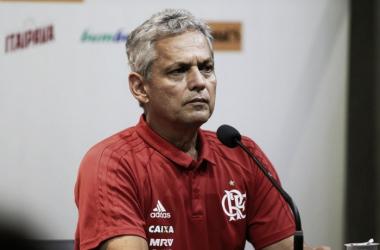 """Rueda prevê equilíbrio contra Cruzeiro e valoriza lado psicológico: """"Saber ser campeão"""""""