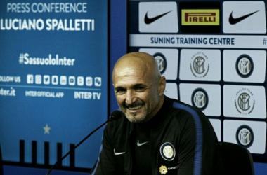 """Luciano Spalletti: """"Queremos atacar a la Roma"""""""