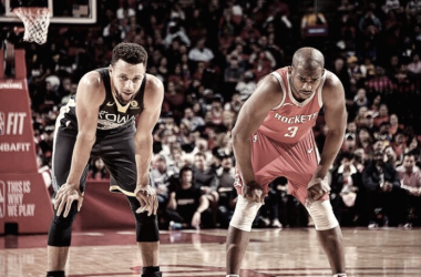 Chris Paul brilha, Rockets abrem larga vantagem e vencem Warriors