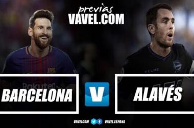 Previa Barça-Alavés: un encuentro con sabor a Copa