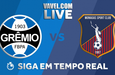 Jogo Grêmio x Monagas-VEN AO VIVO online hoje na Libertadores 2018