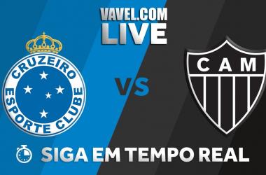 Resultado Cruzeiro x Atlético-MG (2-0)