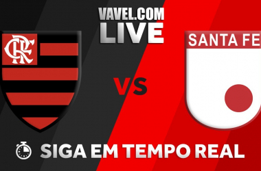 Resultado Flamengo x Santa na Copa Libertadores 2018 (1-1)