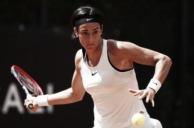 La tenista francesa Caroline García (zimbio.com)