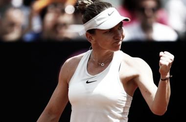 Simona Halep acaba con García y se coloca en semifinales