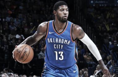 Paul George se queda en Oklahoma | Foto: NBA.com