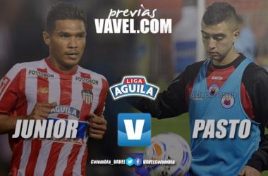 Previa Junior vs Deportivo Pasto: Pasto quiere dar la sorpresa en el Romelio Martínez