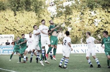 Tercera División, jornada 6, Grupo X: el Córdoba B, nuevo líder