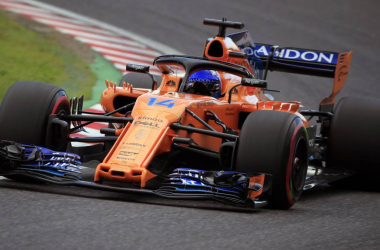 Fernando Alonso. | Foto: Getty Images