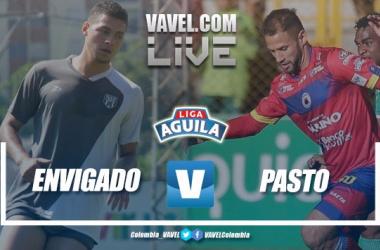 Envigado FC vs Deportivo Pasto en vivo y en directo online por la Liga Águila.
