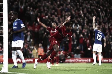 Reprodução/ Twitter Liverpool