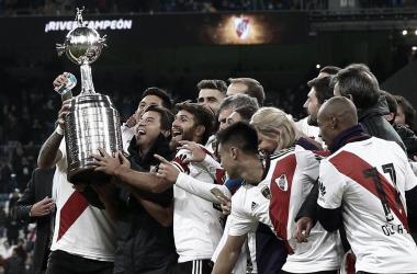 River Plate é o atual campeão da competição/ Divulgação/ Conmebol