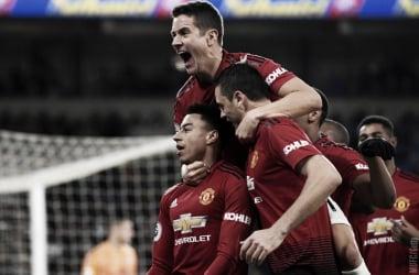 Reprodução/ Twitter Manchester United