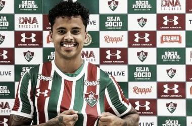 FOTO DE LUCAS MERÇON/FLUMINENSE FC