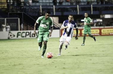 Clássico foi válido pelo campeonato estadual (Foto: Frederico Tadeu / Avaí FC)