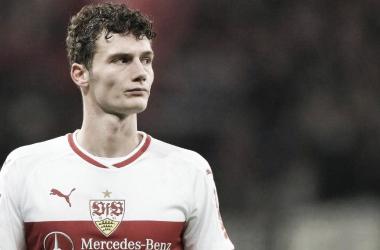 Benjamin Pavard, lateral-direito de 22 anos (Foto: VfB Stuttgart)