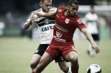 Resultado e gols Coritiba 1 x 1 Rio Branco-PR no Campeonato Paranaense 2019