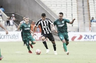 Resultado e gols de Floresta x Ceará pelo Campeonato Cearense 2019 (2-2)