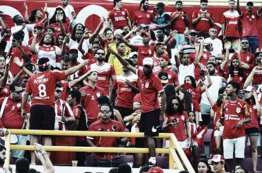 O papel da torcida do Sergipe será fundamental para ajudar na vitória do clube (FOTO: Sergipe)