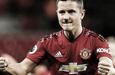 O jogador ganhou mais espaço com a chegada de Solskjaer.(Foto: Divulgação/Manchester United)