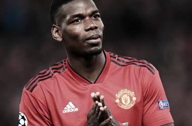 Pogba tem sido importante para o clube na temporada (Foto: Divulgação/Manchester United)