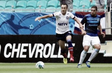 Resultado e gols Bahia x Londrina pela Copa do Brasil 2019 (4-0)