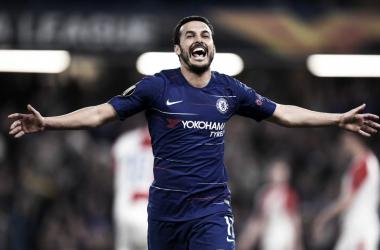 Com a vitória, o Chelsea vai enfrentar oEintracht Frankfurt na semifinal (Foto: Divulgação/Chelsea)