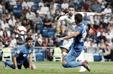Resultado de Getafe x Real Madrid pela LaLiga (0-0)