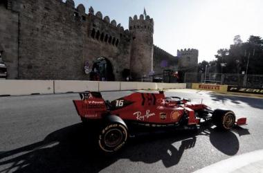 Treino classificatório Fórmula 1 para GP do Azerbaijão 2019