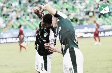 Deportivo Cali cumplió su objetivo frente a Rionegro
