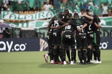 El Deportivo Cali revela los 21 convocados para enfrentar a Peñarol