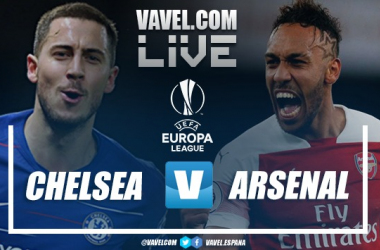 As it happened: Chelsea v Arsenal - 2019 UEFA Europa League Final