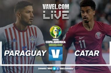 Resumen Paraguay vs Catar por la Copa América 2019 (2-2)
