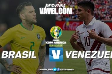Previa Brasil vs Venezuela: los 'cariocas' buscarán su clasificación a la siguiente fase