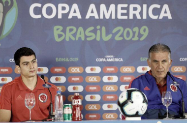 """Carlos Queiroz: """"Sueño con ser el mejor del mundo con mis jugadores, trabajamos para eso"""""""