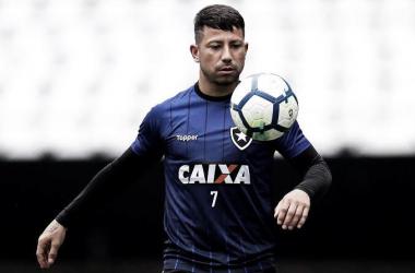 Foto: (Vitor Silva /Botafogo FR/SSPress)