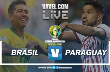 Brasil vs Paraguay por la Copa América 2019, Penales (4-3)