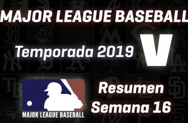Resumen MLB, temporada 2019: Escobar, el colombiano 24 en las mayores y victoria de Quintana