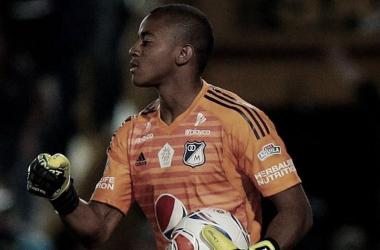 """Wuilker Faríñez: """"Va ser un partido complicado, hay cosas por corregir, pero esto es fútbol"""""""