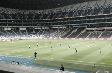 Salieron bravas; Rayadas batalló ante FC Juárez