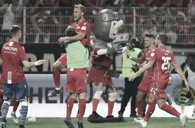 Union Berlin derrota Dortmund e conquista primeira vitória na história da Bundesliga