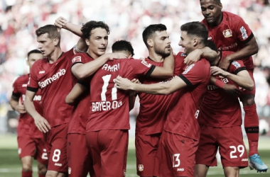 Bayer Leverkusen vence Union Berlin e se recupera na Bundesliga